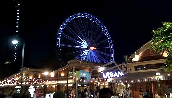 Asiatique The Riverfront, Rundgang - Bangkok Video