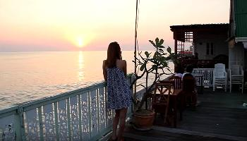 Einfach aber tolle Lage - Fulay Guesthouse - Hua Hin / Cha Am Video