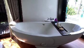 Four Seasons Hotel Deluxe Pool Villa - Koh Samui Video