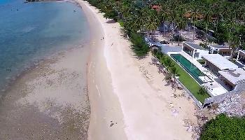 Start Video Maenam Beach - Koh Samui Teil 2 Baden + Strand