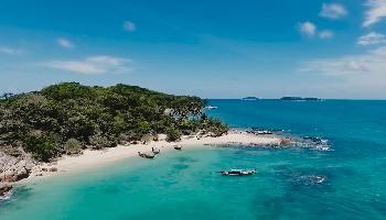 Bon Islands oder Koh Bon im Süden Phukets - Phuket Video