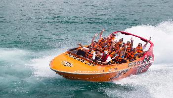 Ride the Dragon - Jetstream Powerboat - Phuket Video