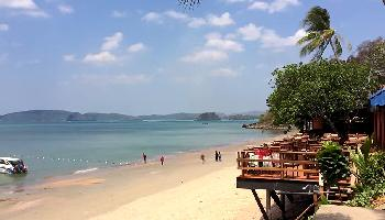 Ao Nang - Beach + Walkingstreet - Krabi Video