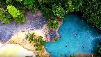 Emerald Pool Krabi - Krabi Video