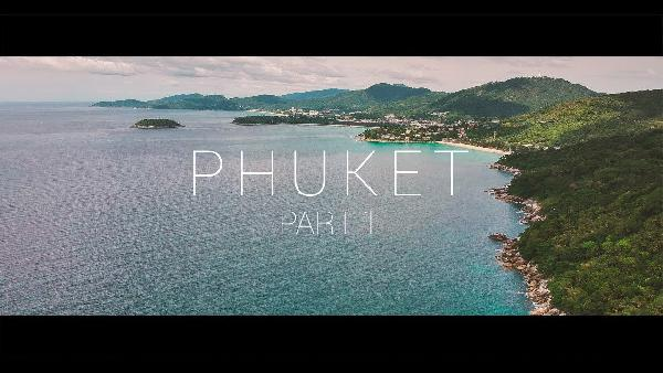 Play Episches Phuket - HD Aerial View