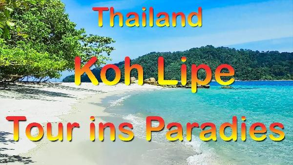 Play Koh Lipe - Tour ins Paradies