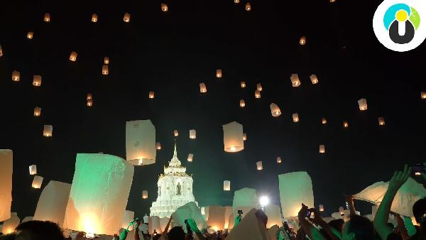 Play Lichterfest in Chiang Mai - Yee Peng