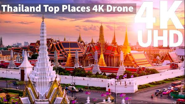 Play Thailand in 4K ULTRA HD HDR Drone